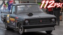 4G63 on 112psi of BOOST - Fastest 4 Cylinder in the World!