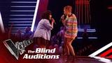 Jennifer Hudson &amp Nicole Dennis And I Am Telling You Blind Auditions The Voice UK 2019