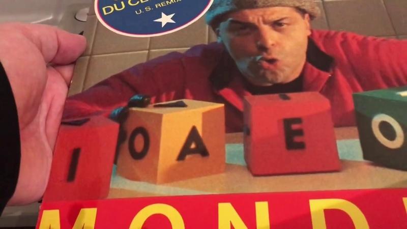 Mondino - La Danse Des Mots (1984) (Maxi 45T)