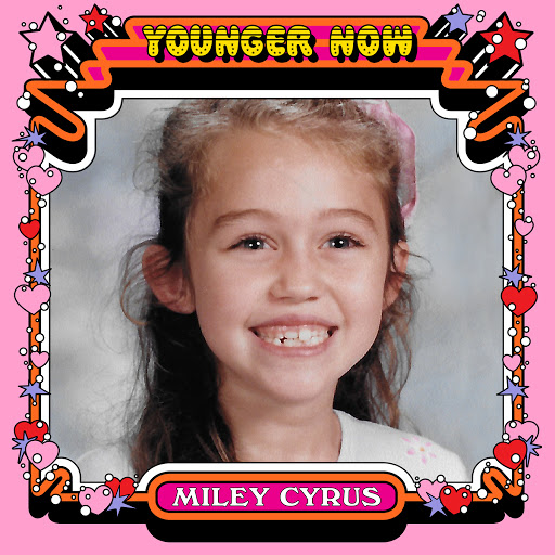 Miley Cyrus альбом Younger Now (The Remixes)