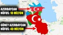 İran'da 40 Milyon TÜRK İranlılara Meydan OKUDU! | Birleşik Azerbaycan TÜRK Cumhuriyeti!