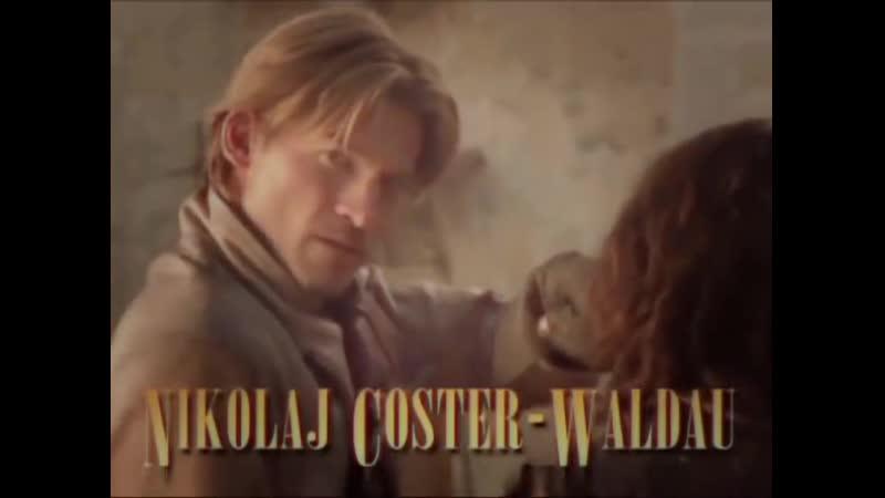Игра престолов - в стиле видеофильмов девяностых - 90s Intro VHS style - Game of Thrones