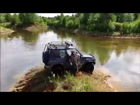 Offroad game Челябинск Suzuki Escudo