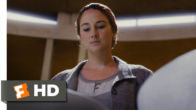 Divergent (112) Movie CLIP - Choosing Dauntless (2014) HD