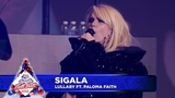 Sigala - Lullaby FT. Paloma Faifth (Live at Capitals Jingle Bell Ball 2018)