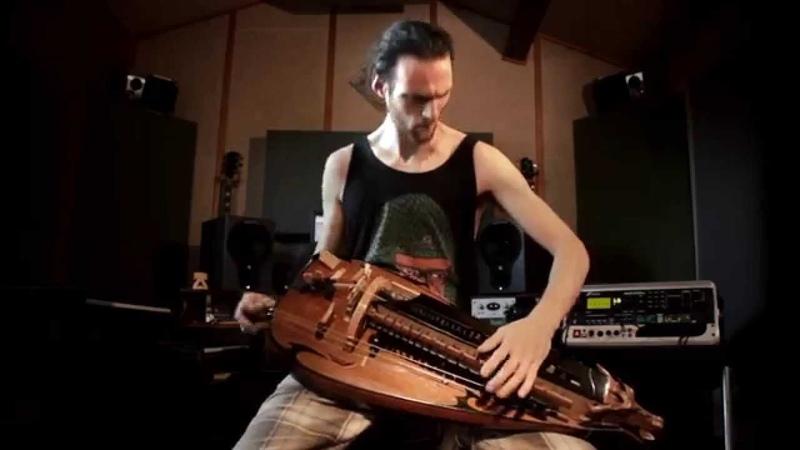 Guilhem Desq Break Your Crank electric hurdy gurdy