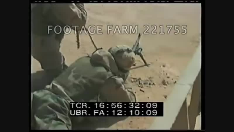 2003 - Iraq War 221755-06 _ Footage Farm