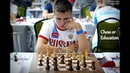 This Russian GM made a tough call between chess and academics and chose the latter
