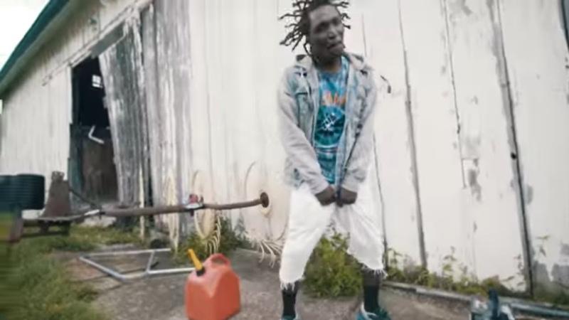 DJ Paul KOM x Lil Jon x Layzie Bone (Starring Lil Infamous as Lord Infamous) Bitch Move