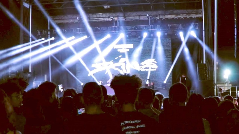 XXXTENTACION - SKINS Album Release Party