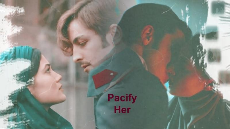 ✘Hilal Leon Yıldız ❖ Pacify Her || Vatanım Sensin