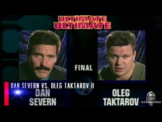 Дэн Северн vs. Олег Тактаров_ Ночь п#здюлей _ Dan Severn vs. Oleg Taktarov