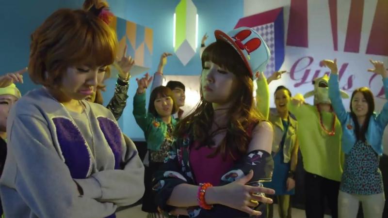 Girl's Day(걸스데이) _ Oh! My God MV_(VIDEOMEG.RU).mp4