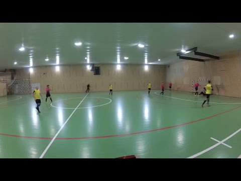 Футболка 51 - FORZA 8:4 (3:1) - 16 декабря 2018 год