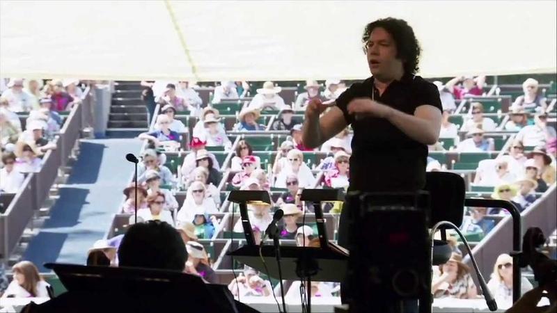 Dudamel on the drama of Verdi's Requiem