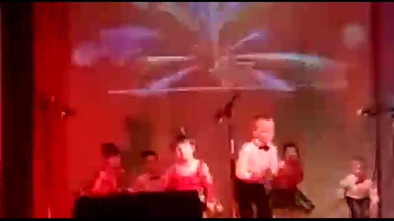 танец Буги Вуги в исполнении Стиляг