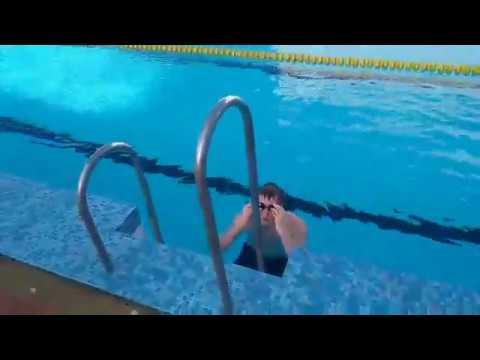 SUPERHUMAN 50 метров под водой на одном дыхании