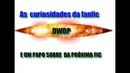 FANFIC NARRADA D WHO DIMENSÃO PARALELA CURIOSIDADES