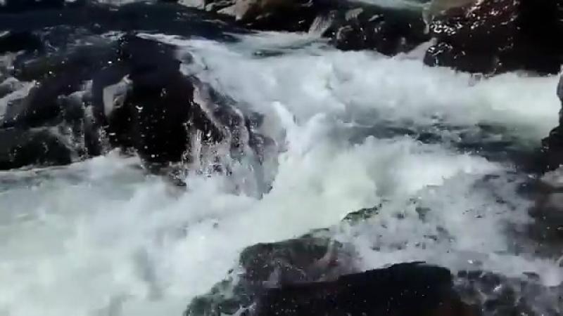 Река Амбарная, р-н Кайеркана.