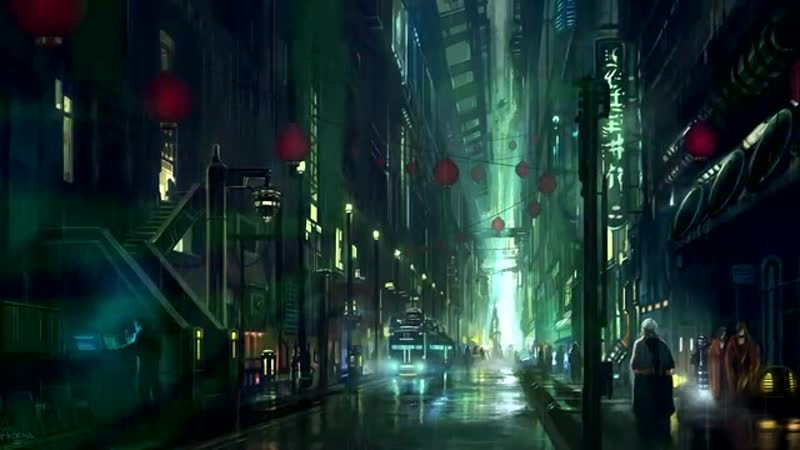Synth Runner 2049 A Music Mix Cyberpunk Future Synth Darksynth