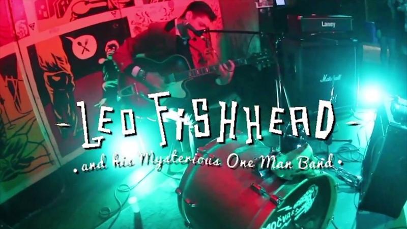 Leo Fishhead – Valhalla (Zagreb, Croatia 2018)