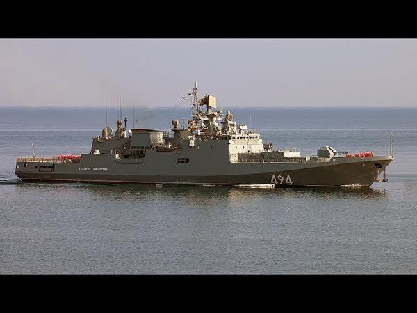 Новые корабли, вошедшие в состав ВМФ России с 2000 по 2018 год