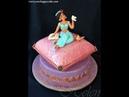 A Special Princess Jasmine Doll Cake | Aladdin Birthday Party Cake | Decorative Cake Art