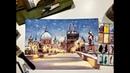 Мастер-класс по акварельной живописи «Зимняя Прага»