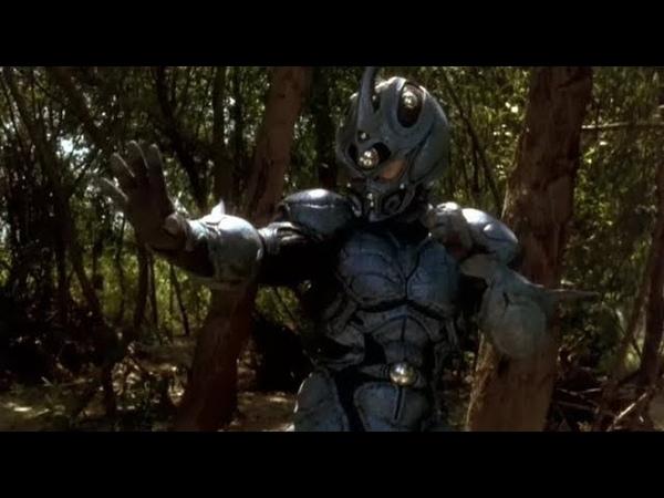 Гайвер 2: Тёмный герой (англ. Guyver: Dark Hero).Эпизод «Битва на озере».