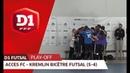 1/2 finales : Acces FC - Kremlin Bicêtre Futsal