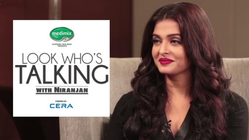 Aishwarya Rai - Look Who's Talking With Niranjan | Celebrity Show | Season 2 | Full Episode 07