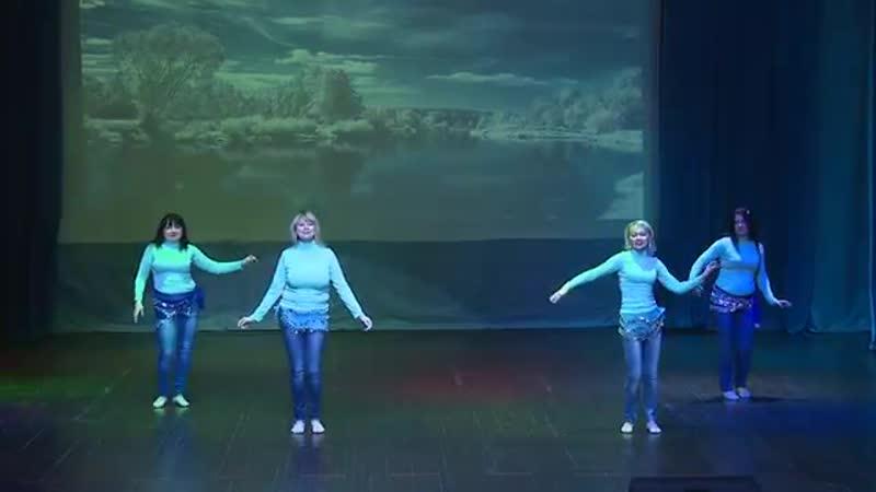 Зимова Аравія 2018. Звітний зимовий концерт САТ Басіма(5)