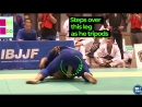 BJJ Scout_ Lucas Barbosa Passing Study Part 2 - Toreandos, Tripods Stacks