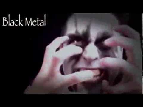 Стили метала в одном ролике