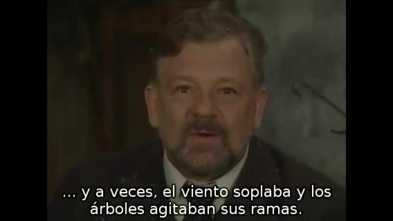 En presencia de un payaso (Bergman, 1997)