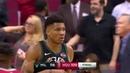 Milwaukee Bucks vs Houston Rockets   January 9, 2019