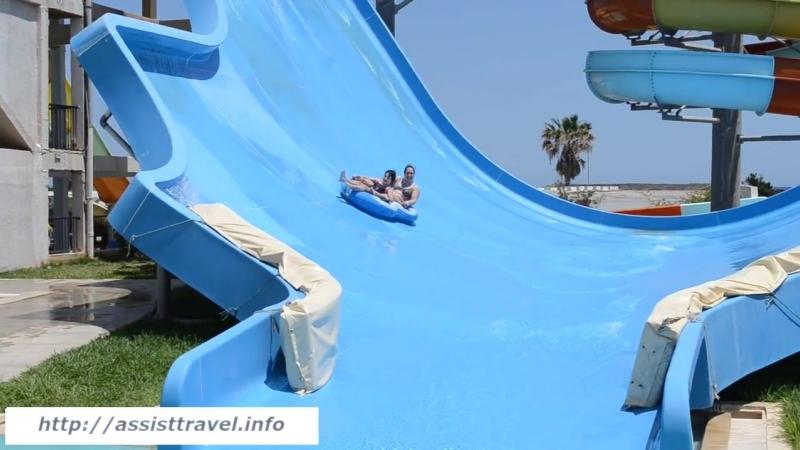 Аквапарк в Суссе, Тунис1