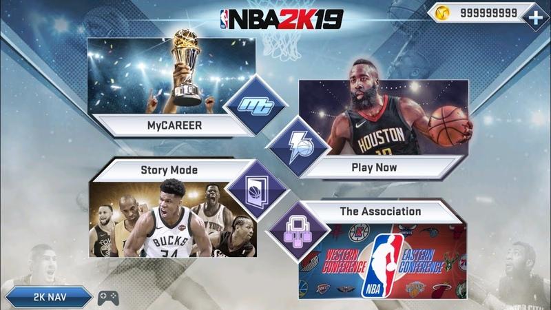 DOWNLOAD NBA 2K19 ANDROID(MEDIAFIRE)