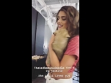 Публикация Жозефин Скривер в «Instagram Stories» за 9 августа 2018