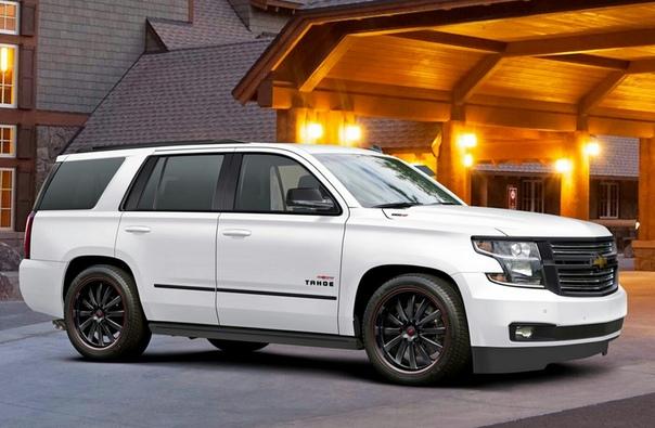 На пикник с ветерком: Chevrolet Tahoe и Suburban получили 1000-сильный мотор. Самые популярные в США полноразмерные внедорожники уже в стоковом исполнении обладают достаточной мощностью, чтобы