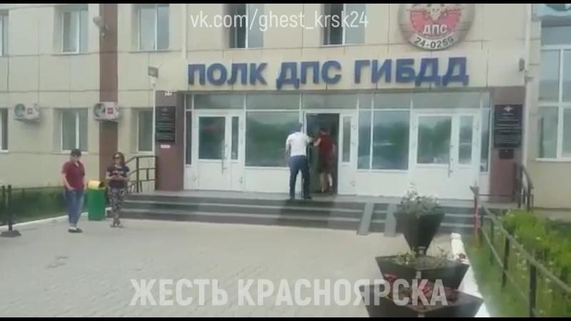 Водитель квадроцикла задержан