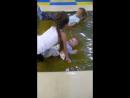водяной батут