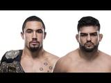 Robert Whittaker vs. Kelvin Gastelum set for UFC 234 in Australia