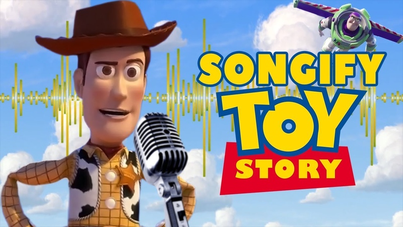 Toy Story, but if the toys could sing, making you cry 24,800 tears and inspiring you to achie