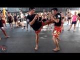 10 техник Тайского бокса -- от легенд Муай Тай
