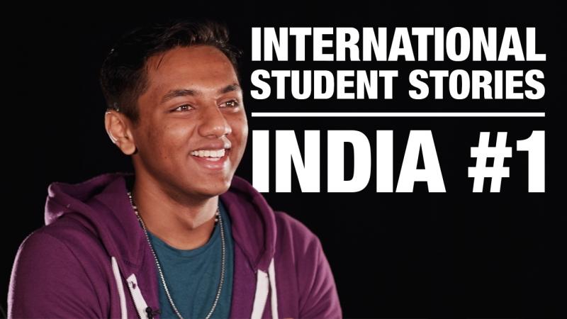 International Student Stories - India 1
