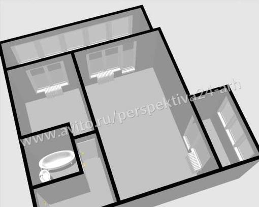 вторичное жилье Воронина 25