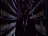 CSM (Cigarette Smoking Man) Pentagon Basement - The X-Files Mulder &amp Scully