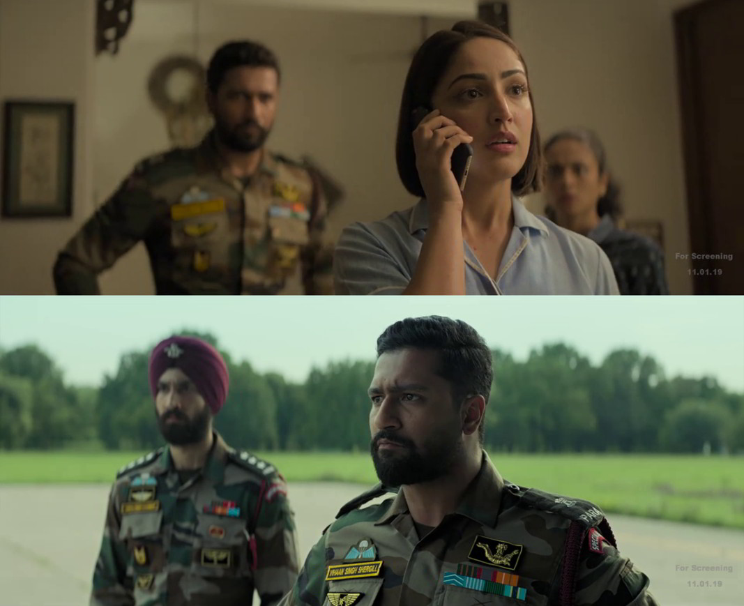 Uri The Surgical Strike Torrent Movie