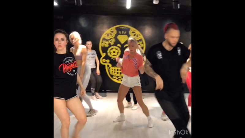 Choreo: Nacho Bad Bunny - Bailame